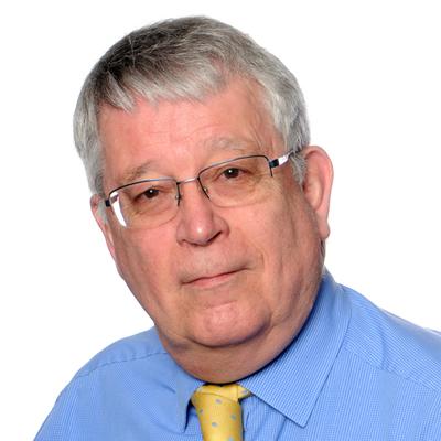 Photograph of David Morris.