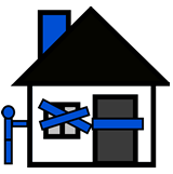 Unoccupied property insurance.